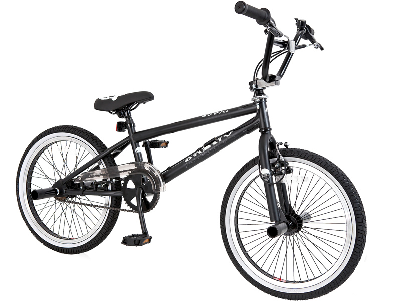 20 zoll bmx freestyle fahrrad bike 360 rotor 14mm bronx ebay. Black Bedroom Furniture Sets. Home Design Ideas